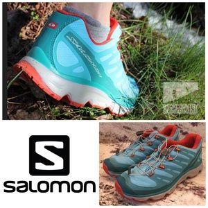 SALOMON   Synapse Hiking Shoe Size 7